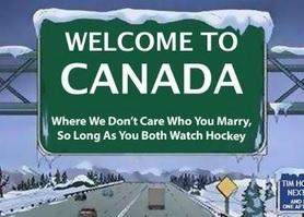 bienvenue au canada