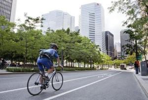 vélo tourisme montreal