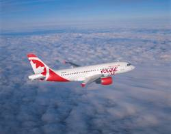 Air Canada Rouge photo
