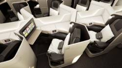 AIrCanada Boeing 787 Dreamliner 1ere classe