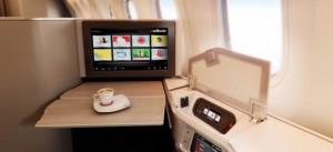air canada 1ere classe dreamliner