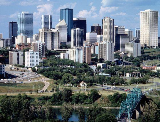 Découvrez l'histoire de la ville d'Edmonton, la capitale de l'Alberta
