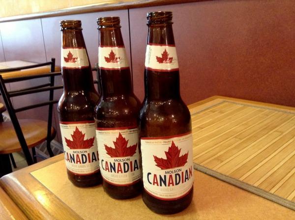 Quoi boire au Canada ?