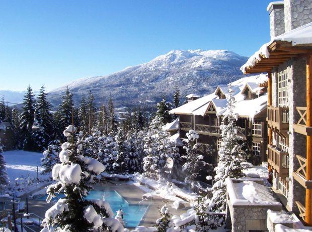 Les  meilleures destinations de ski du Canada