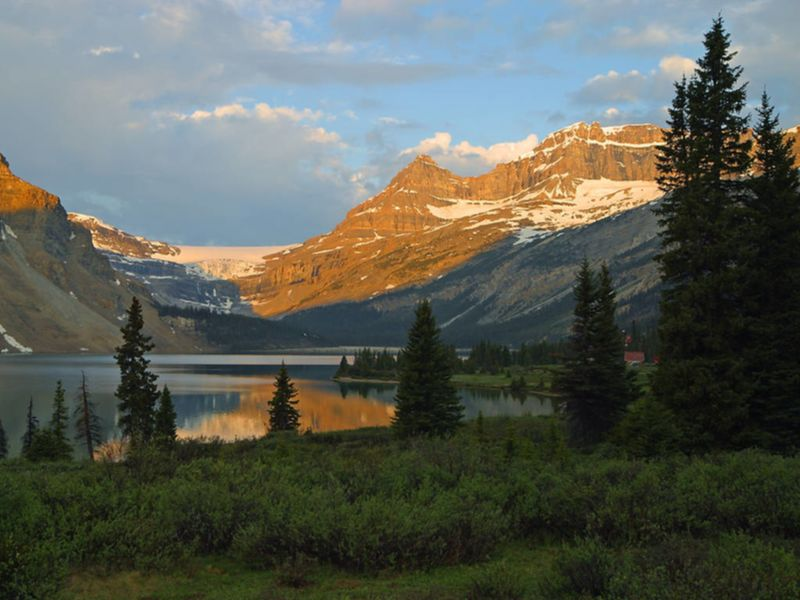 Le Parc national de Jasper
